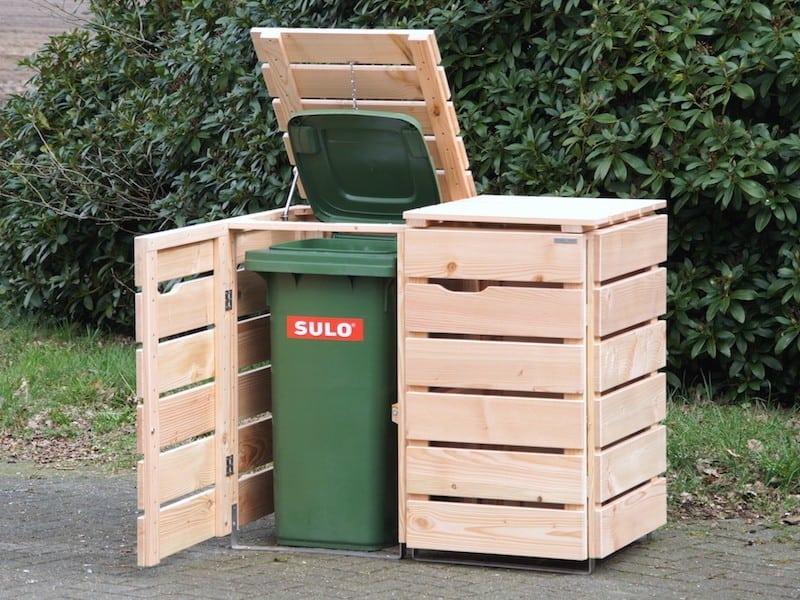 градински кофи за отпадъци